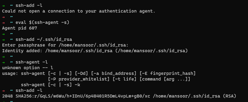 Using SSH-Agent the right way in Windows 10 WSL2